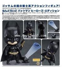 Nendoroid : No. 469 BATMAN HERO EDITION The Dark Knight Rises Ver. ล๊อตญี่ปุ่น [SOLD OUT]