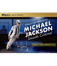 AF : S.H.Figuarts Legend : Michael Jackson Smooth Criminal Ver. สินค้าจาก bandai [SOLD OUT]