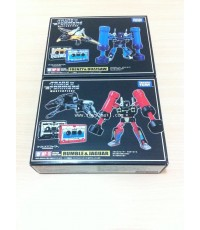 TRANSFORMER MASTER PIECE : MP-15  MP-16 RUMBLE  FRENZY TARAKA [SOLD OUT]