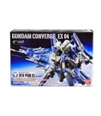 BANDAI : FW Gundam Converge EX04 MSZ-006C1 Zeta Plus C1 [Hummingbird] (Blue Ver.) SET [SOLD OUT]