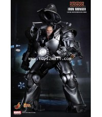 HOT TOYS : 1/6 HOT TOYS IRON MONGER Limited Edition 12-inch Figure from the Iron Man [SOLD OUT]