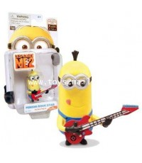 DESPICABLE ME 2 : MINIONS TIM ROCK STAR Mini Figure No.20101 มินเนี่ยม ร๊อคสตาร์ [SOLD OUT]