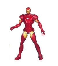 MARVEL LEGEND : 2012 WAVE 1 : EXTREMIS IRON MAN RED ARMOR ไม่มีชิ้นส่วน BAF. [OPEN IT!!!] [1]