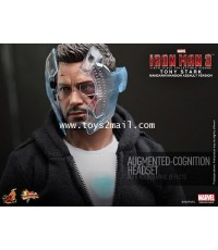 HOT TOYS : 1/6 HOT TOYS : TONY STARK THE MECHANIC Limited Edition 12-inch Figure from Iron Man 3 [1]