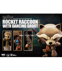 Kids Logic : EGG ATTACK ACTION EAA-023 ROCKET RACCOON with DANCING GROOT [SOLD OUT]