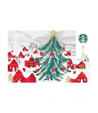 STARBUCKS : 2016 STARBUCKS CHRISTMAS Gift Card การ์ดพิเศษจาก Taiwan 2016 [5]