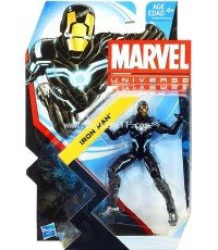 MARVEL UNIVERSE : SERIES 5 No.018 : IRONMAN [SOLD OUT]