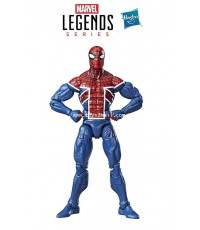 MARVEL LEGENDS 2017 : SANDMAN SERIES : SPIDER-MAN UK สินค้าใหม่ ไม่มีชิ้นส่วน BAF. [OPEN IT!!!] [1]