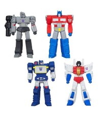 TRANSFORMERS ETC : TRANSFORMERS All Star 6 Inch Vinyl Action Figures HASBRO [2 SET]