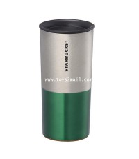 STARBUCKS : Holiday Green Boyed 12oz 漸層棕不鏽鋼杯 แก้วสแตนเลสคลาสสิคบอลย์ น่ารักๆ [SOLD OUT]