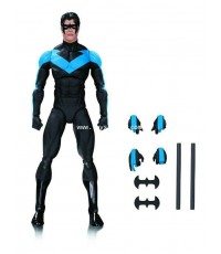 DC COLLECTIBLES : DC ICONS : NIGHTWING 6 inch Action Figure [2]