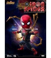 Beast Kingdom : Egg Attack Action EAA-060 MARVEL IRON SPIDER : INFINITY WAR [SOLD OUT]