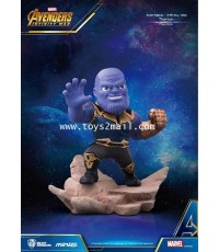 Beast Kingdom : MARVEL EGG ATTACK MINI : AVENGERS INFINITY WAR SERIES 1 : THANOS [1]