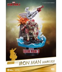 BEAST KINGDOM : D-SELECT 016 : IRON MAN 3 : IRON MAN MK 42 [2]
