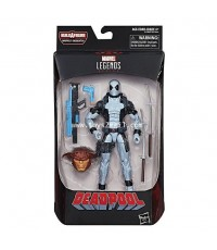 MARVEL LEGENDS 2017 : MARVEL LEGENDS : X-FORCE DEADPOOL [RARE] [SOLD OUT]