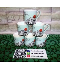 STARBUCKS : STARBUCKS 2017 TAIWAN 400 STORE DEMI MUG 3 oz สินค้าฉลอง 400 สาขา Starbucks Taiwan [2]