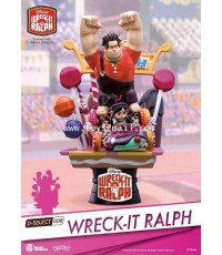 BEAST KINGDOM : D-SELECT 008 : WRECK-IT RALPH [2]