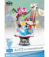BEAST KINGDOM : D-SELECT 010 : ALICE IN WONDERLAND [2]