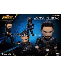 BEAST KINGDOM : EGG ATTACK ACTION EAA-073 CAPTAIN AMERICA : INFINITY WAR [2]