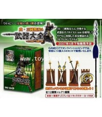 [DYNASTY WARRIORS] SHIN SANGOKUMUSOU 4 WEAPON DAIZEN Vol.3 (1 Box 10 กล่อง) ของแท้100 [1]