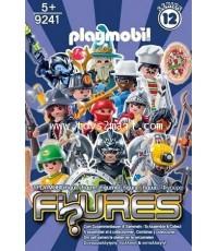 PLAYMOBIL : No.9141 FIUGRES SERIES 12 ฟิกเกอร์ซีรี่ 12 ครบชุด 12 แบบ [1]