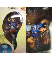 Street Fighter II Pre-painted PVC Figure - Chun-Li