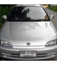 รถ honda civic Ferio(EG) เตารีด 4 ประตู(ขายแล้วครับ)