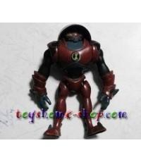 โมเดล BEN10 Ultimate Alien ขนาด 4 นิ้ว Water Hazard