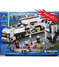 เลโก้สถานีตำรวจเคลื่อนที่ 511 ชิ้น(ส่งฟรี)