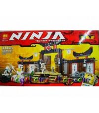 เลโก้จีน เลโก้จีนราคาถูก รุ่น เลโก้นินจาโก 9734 ชุดสำนักนินจาชุดใหญ่(ส่งฟรี)