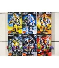 lego ราคาถูก หุ่นไบโอนิเคิล Star soldier ครบเซ็ต ชุดเลโก้ NEW HERO 3