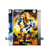 lego ราคาถูก หุ่นไบโอนิเคิล Star soldier ชุด HERO factory 3  NEX 9603