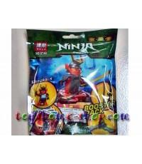 เลโก้จีน ชุดเลโก้นินจาโกแบบซอง samurai X
