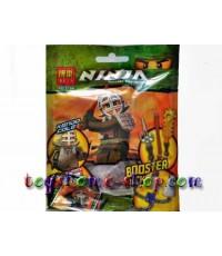 เลโก้จีน ชุดเลโก้นินจาโก Booster pack Kendo cole เกรด AAA