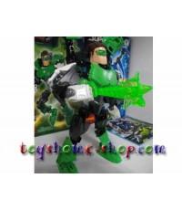เลโก้จีน แบบตัวต่อหุ่น Super Hero กรีนแรนเทิร์น
