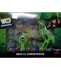 BEN 10 ข้อมือแปลงร่าง omniverse ชุดเล็ก 1