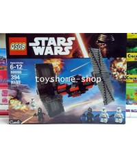 เลโก้ยานสตาร์วอร์สีแดง Star Wars (88096) ส่งฟรี