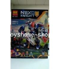 เลโก้จีน เลโก้หุ่น NEXO Knights 386 pcs