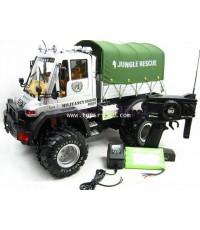 รถบรรทุกทหาร Jungle Rescue