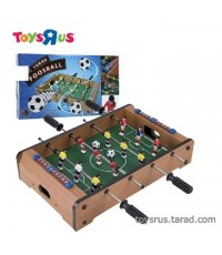 20 Inches Wood Tabletop Football SKN 846985
