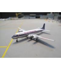 GEMINI JETS 1:400 ALASKA AIRLINES DOUGLAS DC-6 N11817 GJ974