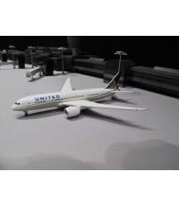 HERPA WINGS 1:500 UNITED AIRLINES B787-8 DREAMLINER N20904 HW523837