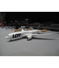 HERPA WINGS 1:500 LOT POLISH AIRLINES B787-8 DREAMLINER SP-LRB HW519069-001