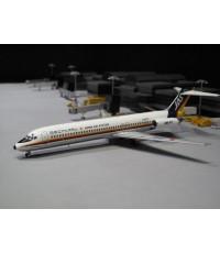 JC WING 1:200 JAS Rainbow MD-87 JA8278 XX2910