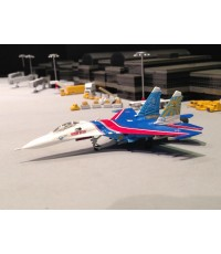 HERPA WING 1/200 Russian Knights SU-27 10 HW556385