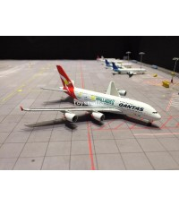 HERPA WINGS 1:500 Qantas A380 Wallabies VH-OQH HW528917