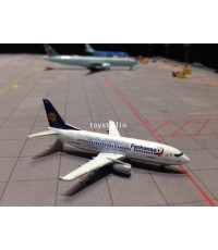 HERPA WINGS 1:500 Lufthansa 737-300 Fanhansa D-ABEK HW529594