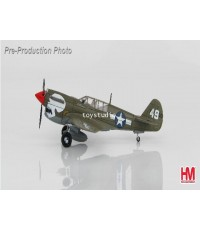 HOBBY MASTER 1:72 Curtiss P-40N Warhawk White 49 Naggaghuli HA5503