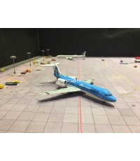 HERPA WINGS 1:200 KLM Cityhopper Fokker70 PH-KZU HW558761