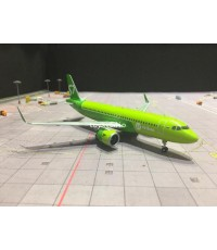 GEMINI JETS 1:200 S7/Sibir Airlines A320neo VQ-BCF G2697